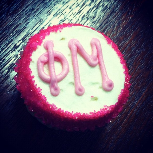 Post Big/Little reveal treats! TSM.