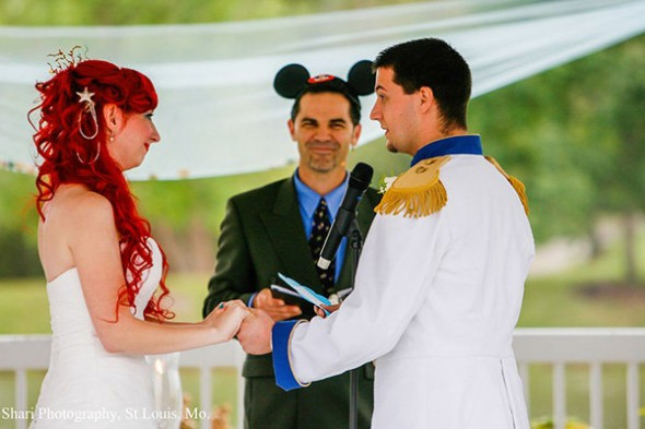Little Mermaid Wedding 7