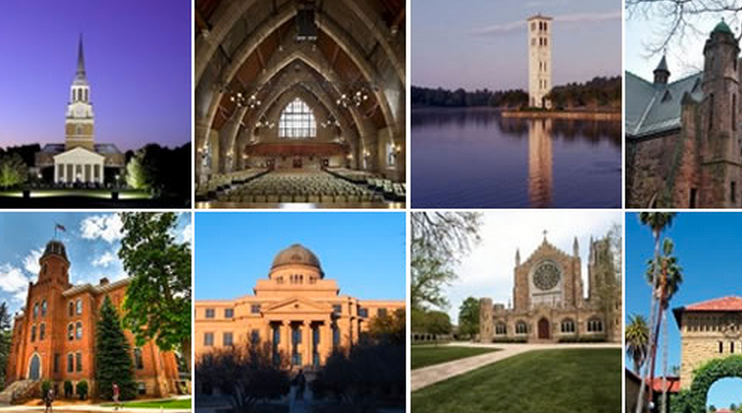 Total Sorority Move The 50 Most Beautiful College Campuses